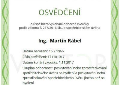 Martin.rabel.certifikat